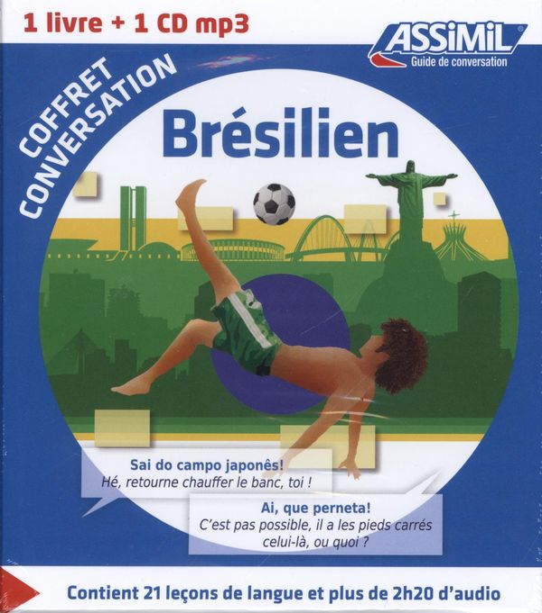 Brésilien L/CD MP3