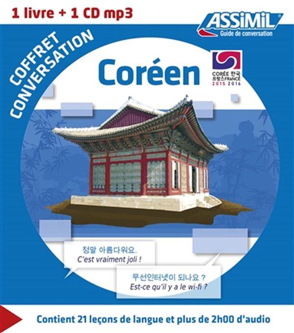 Coréen L/CD MP3