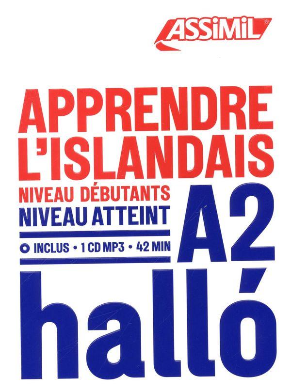 Apprendre l'islandais L/CD MP3