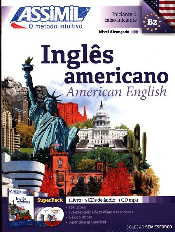 Ingles americano S.P. L/CD (4) + MP3