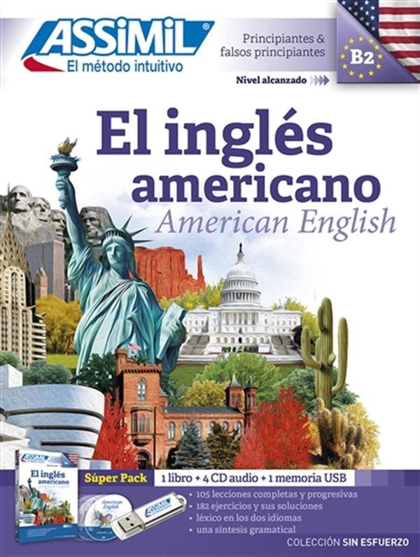 El inglés americano S.P. L/CD (4) + USB