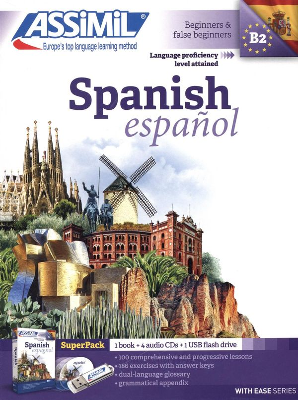 Spanish S.P. L/CD (4) + USB