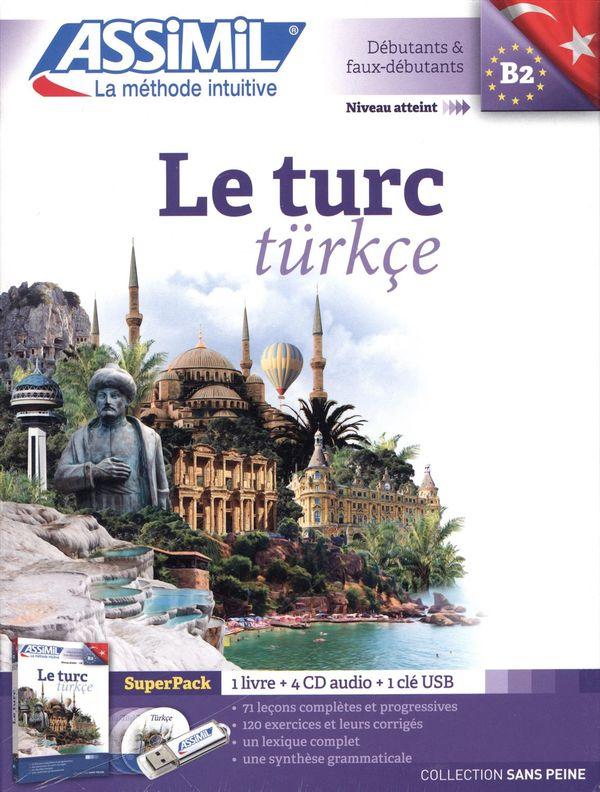 Le turc L/CD (4) + USB S.P.