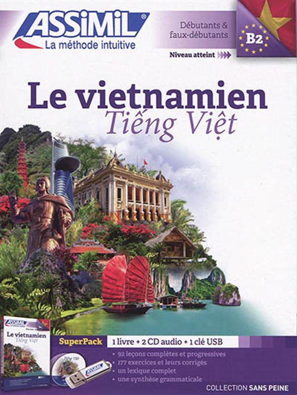 Le vietnamien S.P. L/CD (2) + USB