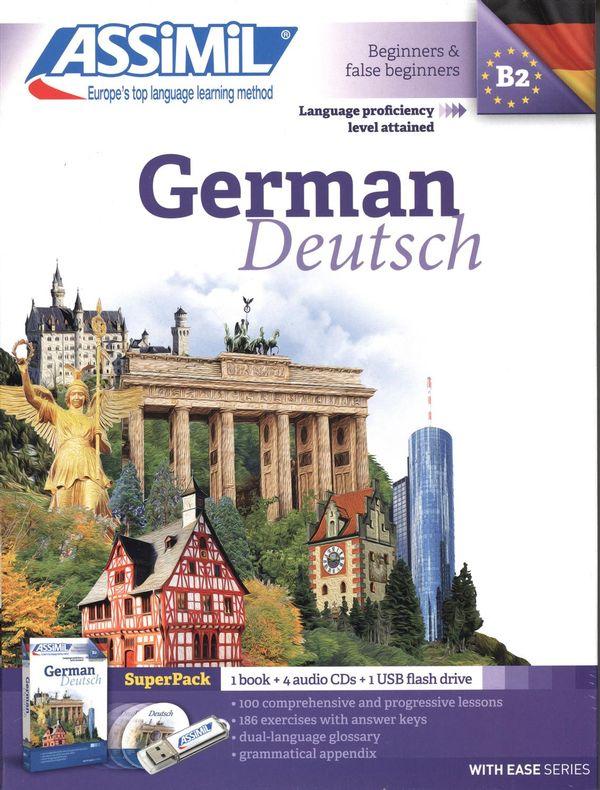German  L/CD (4) + USB