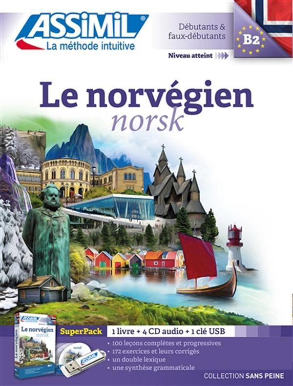 Le norvégien S.P. L/CD (4) + USB
