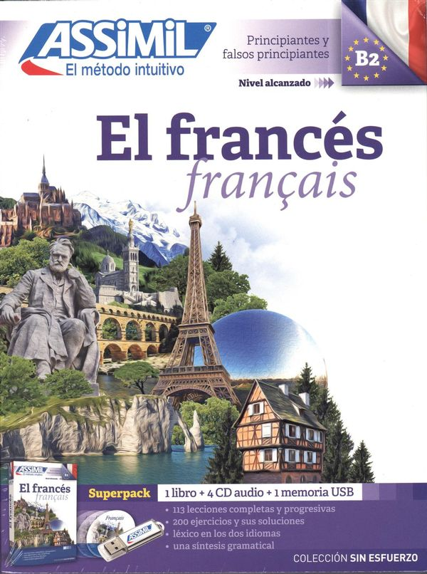 El francès S.P. L/CD (4) + USB