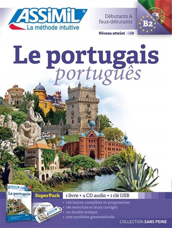 Le portugais S.P. L/CD (4) + USB