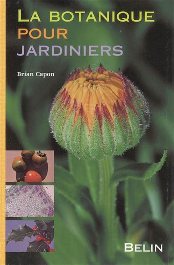 La botanique pour les jardiniers
