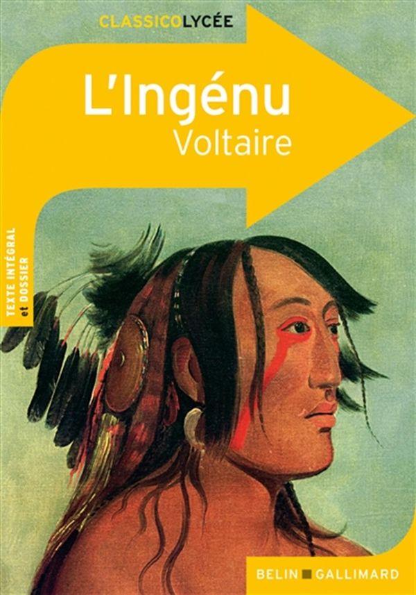 Ingénu, Voltaire
