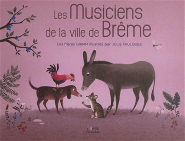 Les musiciens de la ville de Brême