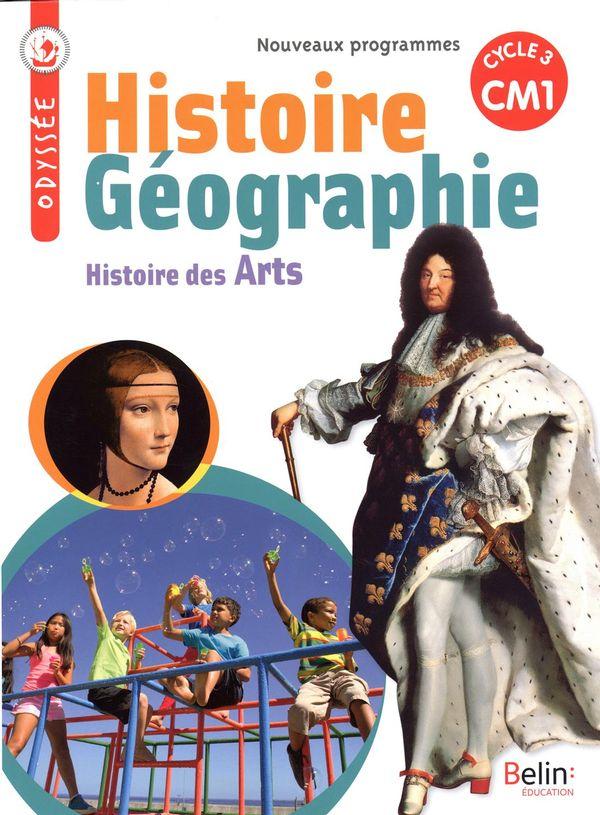 Histoire, Géographie : Histoire des Arts cycle 3 CM1