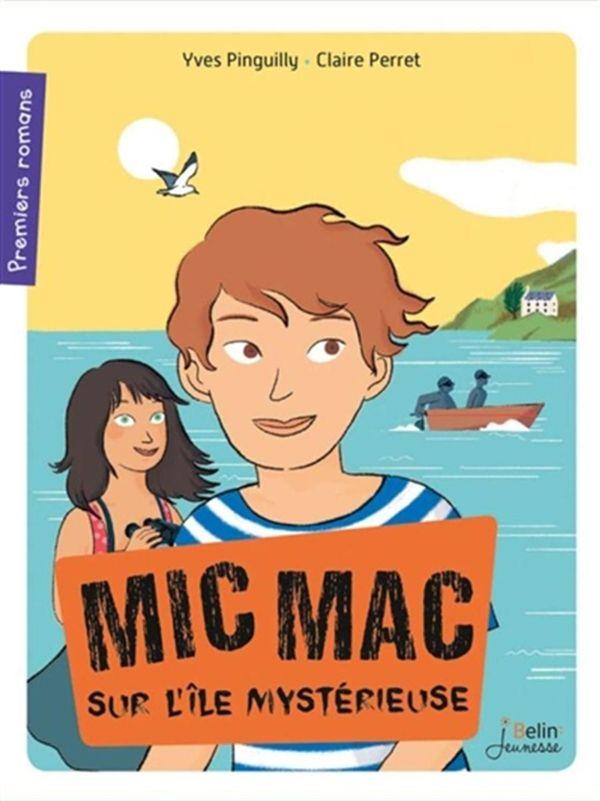 Mic Mac sur l'ile mystérieuse