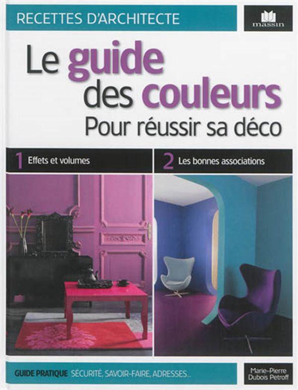 Le guide des couleurs