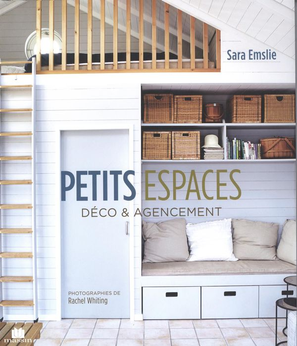 petits espaces d co agencement distribution prologue. Black Bedroom Furniture Sets. Home Design Ideas