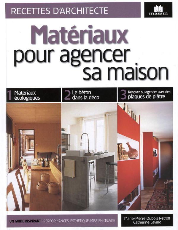 Materiaux maison great materiaux de d une maison u Agencer sa terrasse