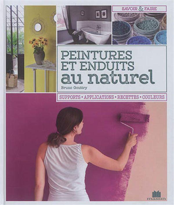 Peintures et enduits au naturel