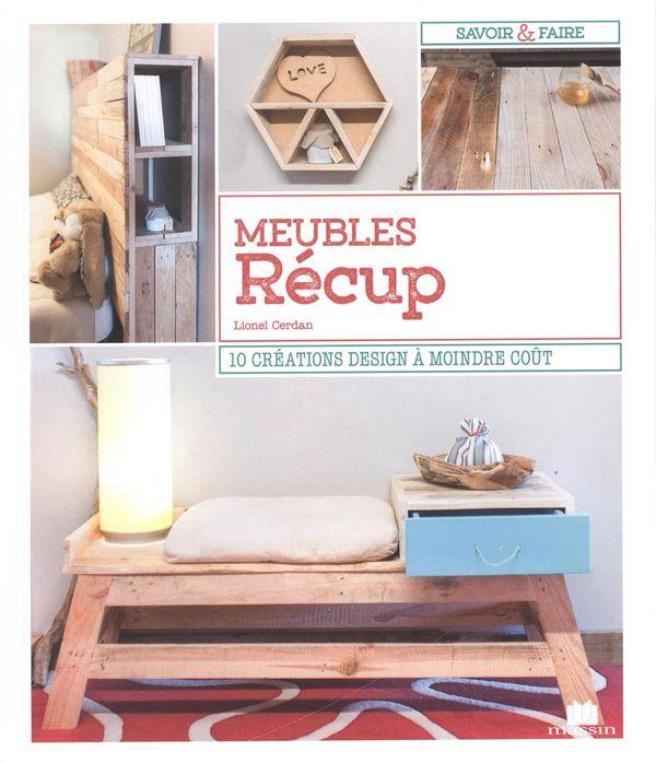 Meubles Récup : 10 créations design à moindre coût