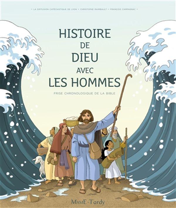 Histoire de Dieu avec les hommes : Frise chronologique de la Bible : Collectivités