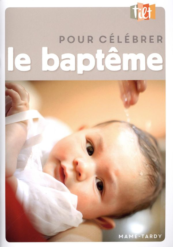 Pour célébrer le baptême N.E.