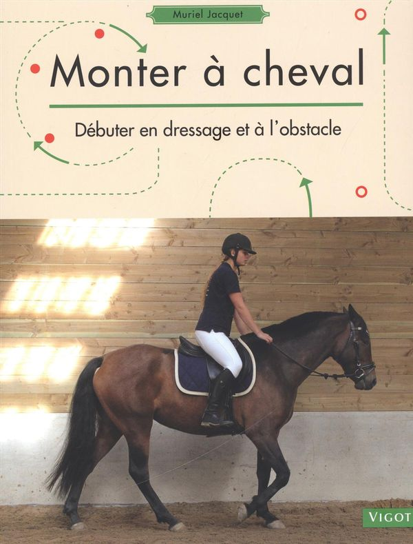 Monter à cheval : Débuter en dressage et à l'obstacle