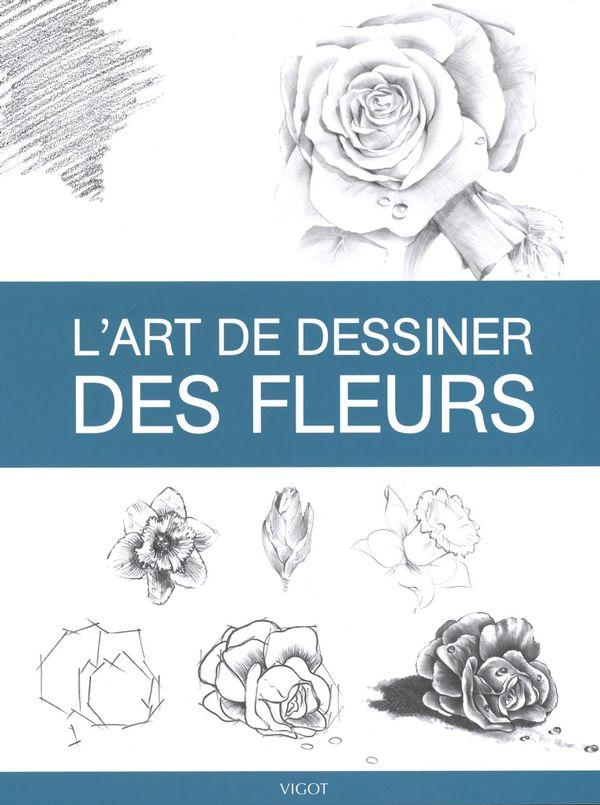 L'art de dessiner des fleurs