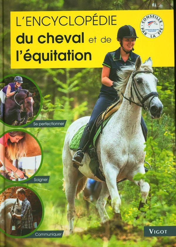 L'encyclopédie du cheval et de l'équitation N.E.