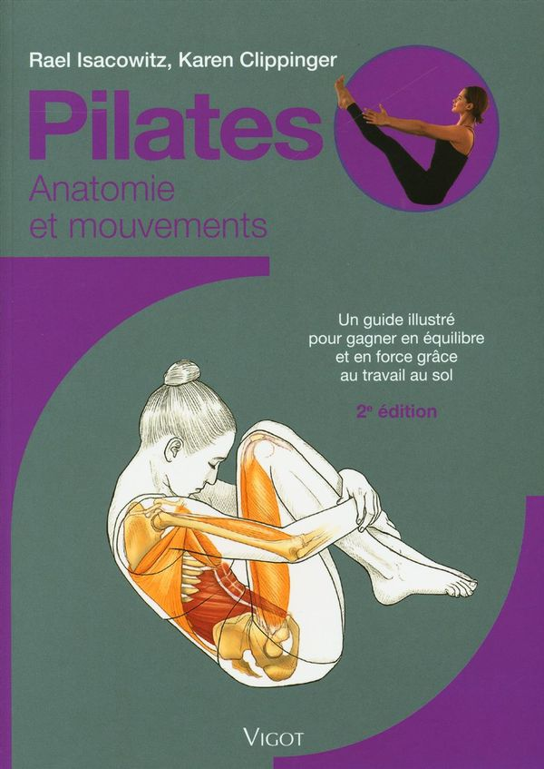 Pilates N.E. : Anatomie et mouvements