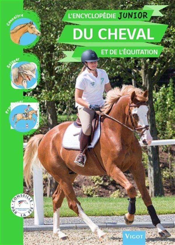L'encyclopédie junior du cheval et de l'équitation N.E.