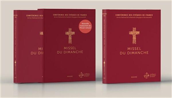 Missel Célébrer - Dimanche - Édition courante