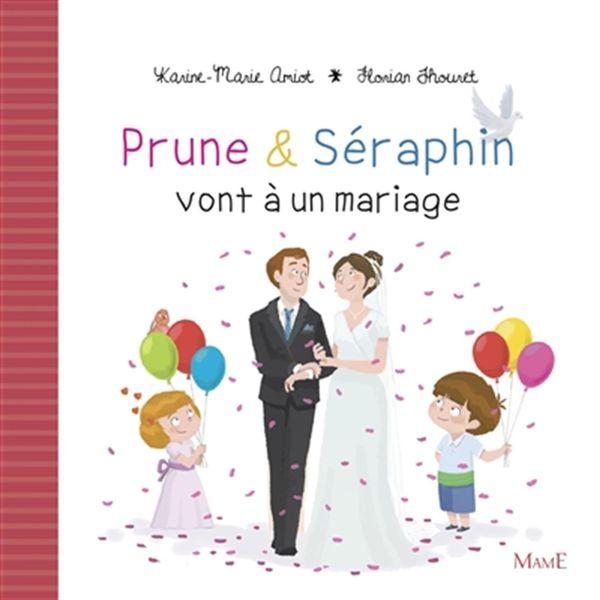 Prune et Séraphin vont à un mariage