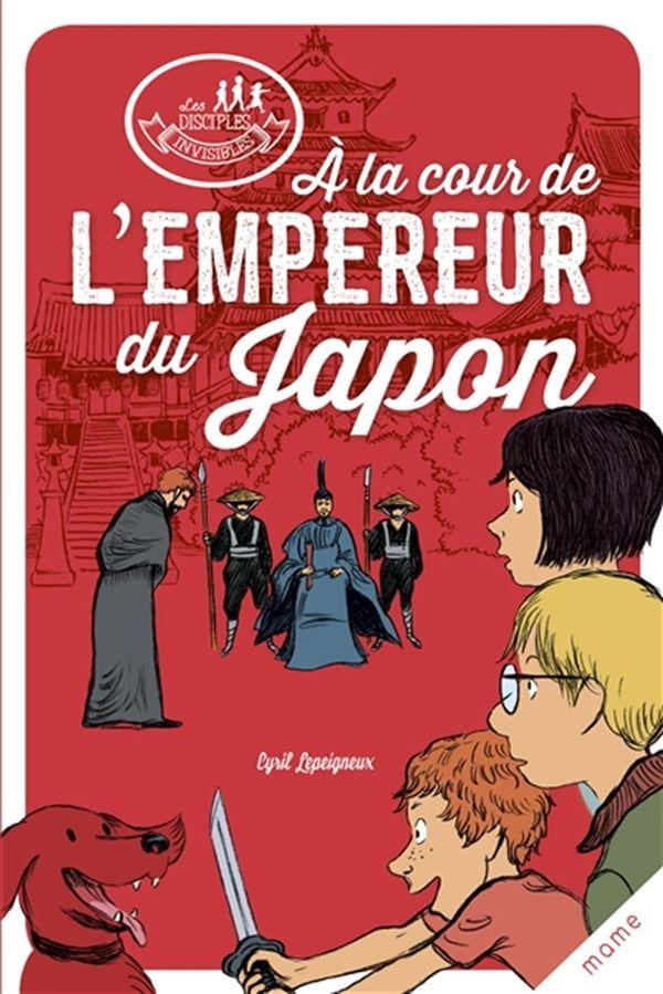 A la cour de l'empereur du Japon