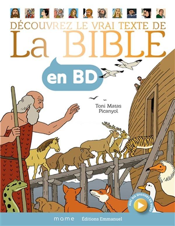 La Bible en BD - GF relié
