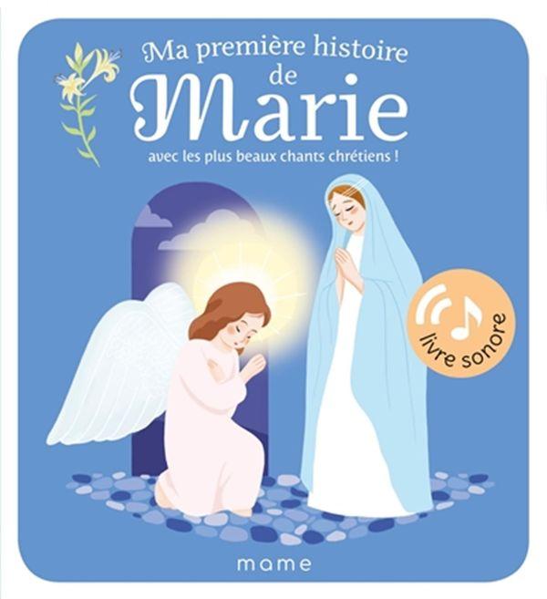 Ma première histoire de Marie sonore
