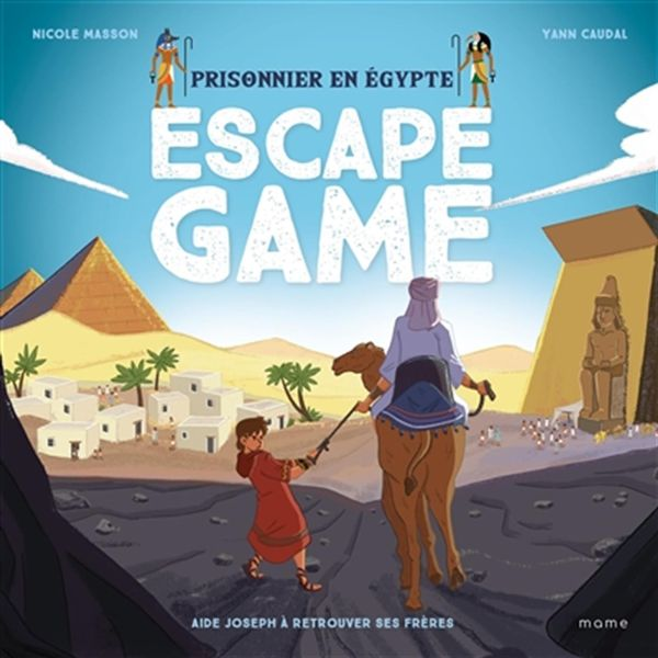 Escape Game - Prisonnier en Egypte