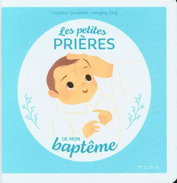 Les petites prières de mon baptême