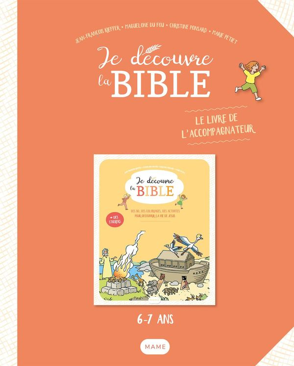 Je découvre la Bible - livre de l'animateur