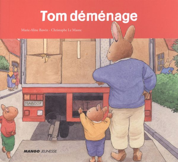 Tom déménage