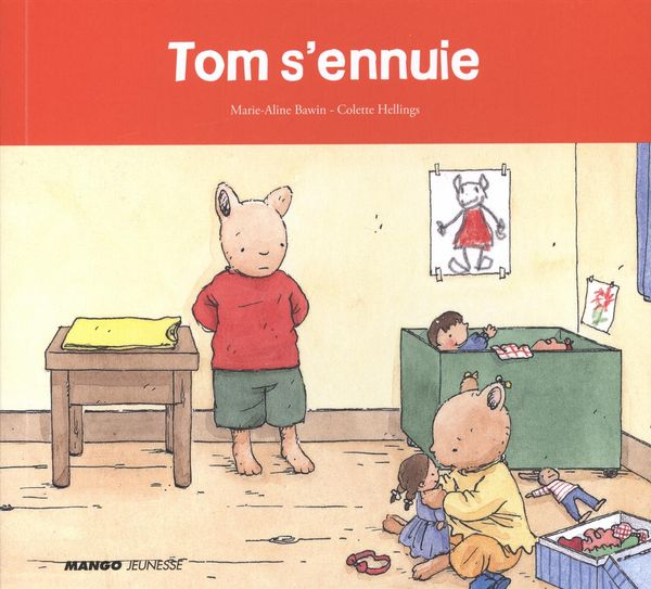 Tom s'ennuie