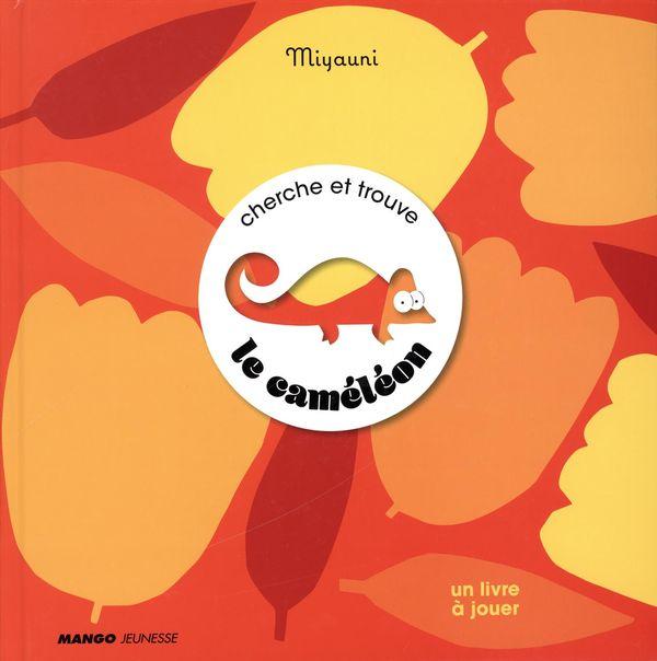 Cherche et trouve : Le caméléon