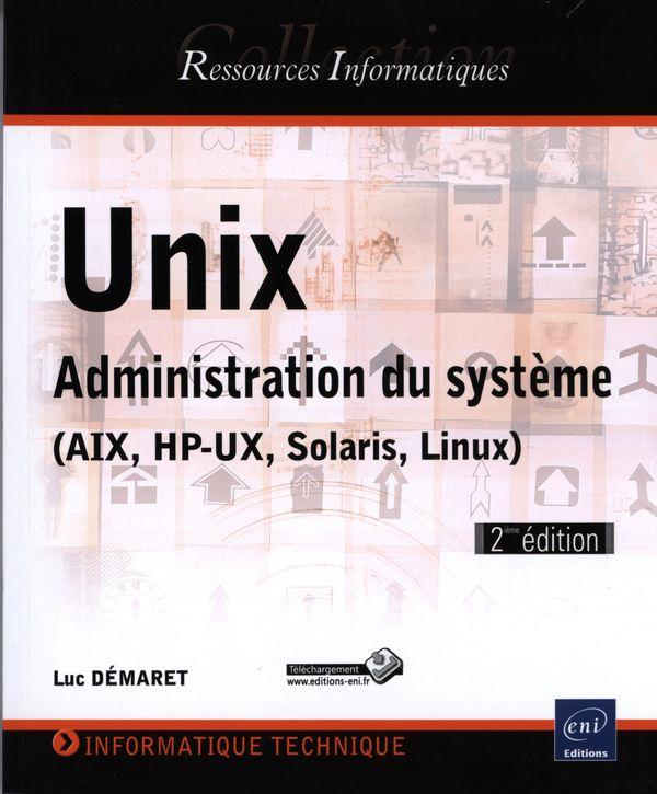 Unix-Administration du système2e édi
