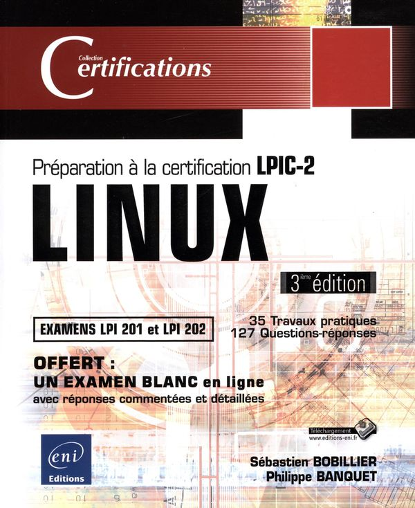 Linux 3e édi