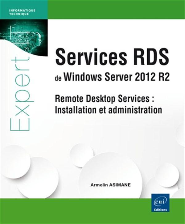 Services RDS de Windows Server 2012 R2 Remote Desktop...