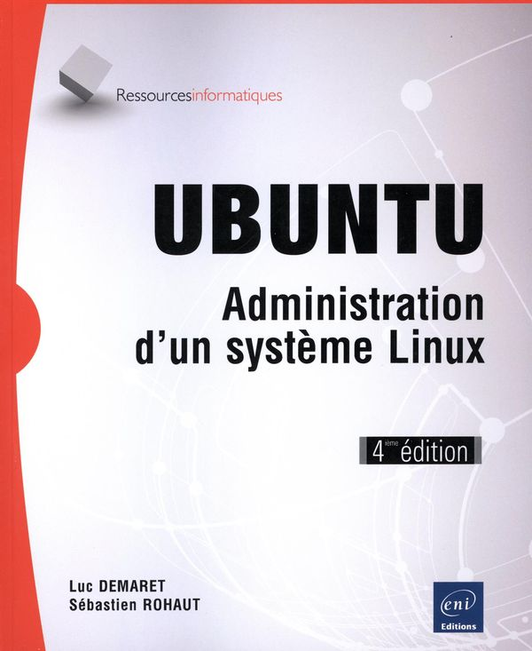 UBUNTU  Administration d'un système Linux