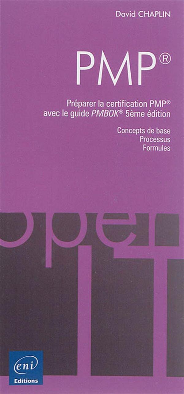PMP 5e édition