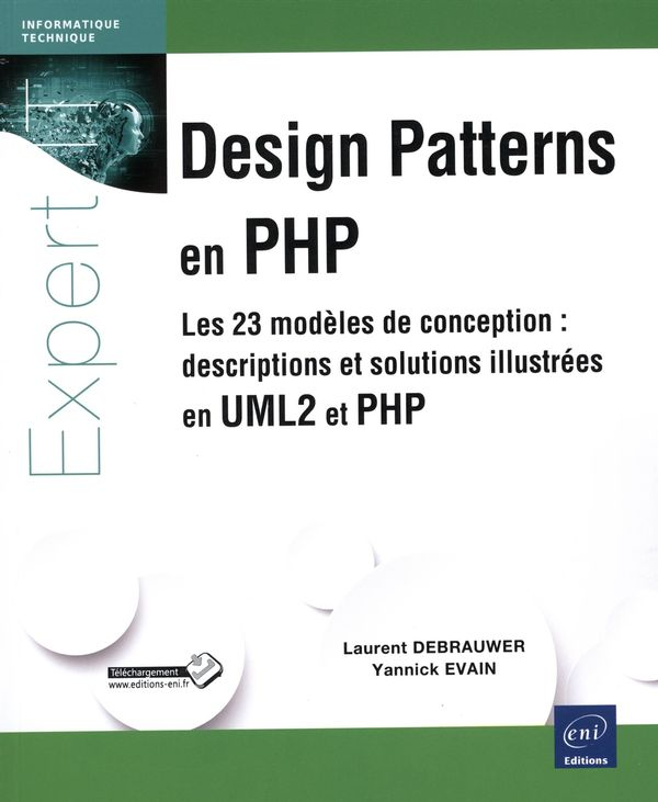 Design Patterns en PHP  Les 23 modèles de conception