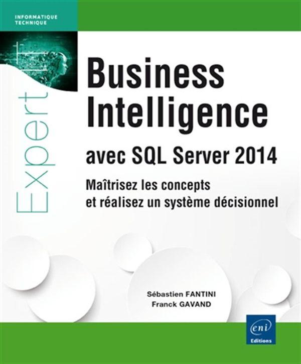 Business Intelligence avec SQL Server 2014