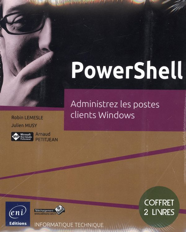 PowerShell - Administrez les postes clients Windows