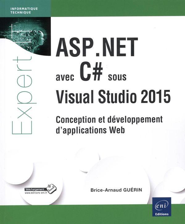ASP.NET avec C# sous Visual Studio 2015