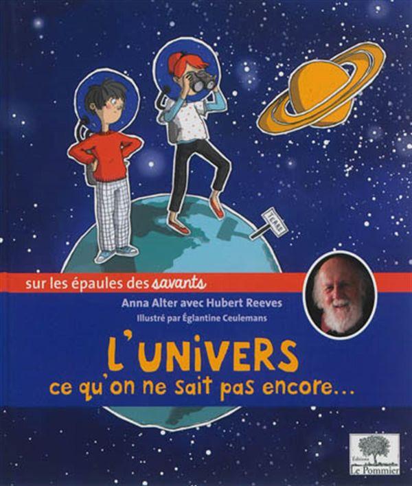 Univers: ce qu'on ne sait pas encore